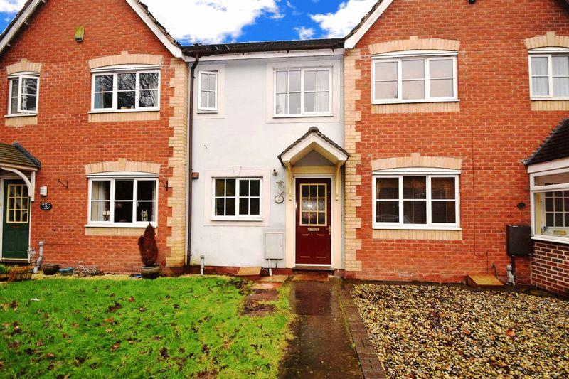 2 Bedrooms Town House for sale in Ennerdale Close, Clayhanger