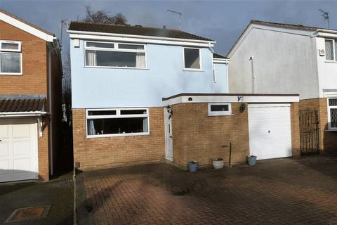 4 bedroom detached house for sale - Crediton Close, Little Hill Wigston Leicestershire