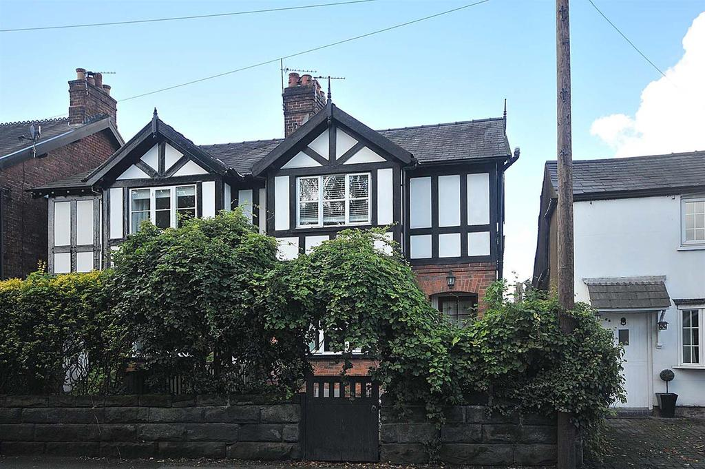 3 Bedrooms Semi Detached House for sale in Mobberley Road, Knutsford