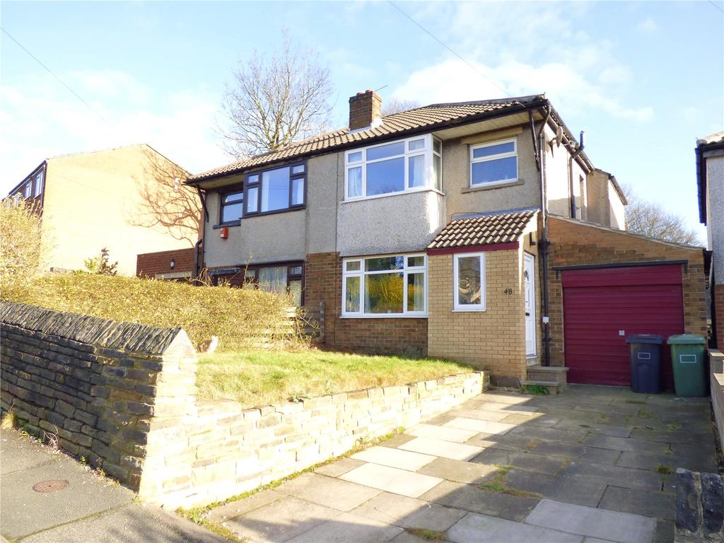 3 Bedrooms Semi Detached House for sale in Peaseland Road, Cleckheaton, BD19
