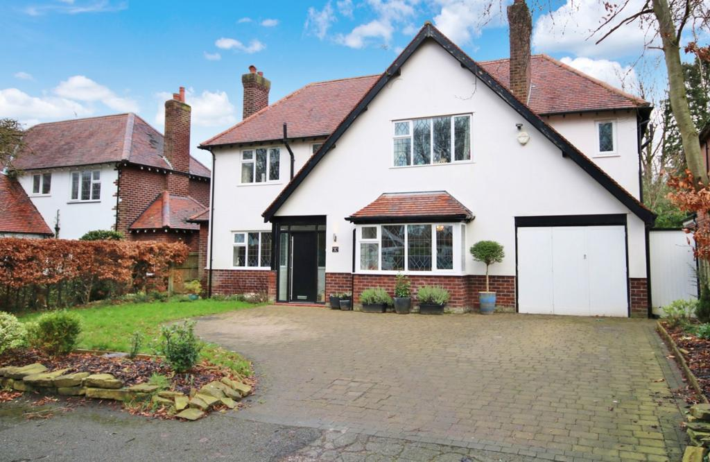5 Bedrooms Detached House for sale in Alton Road, Wilmslow