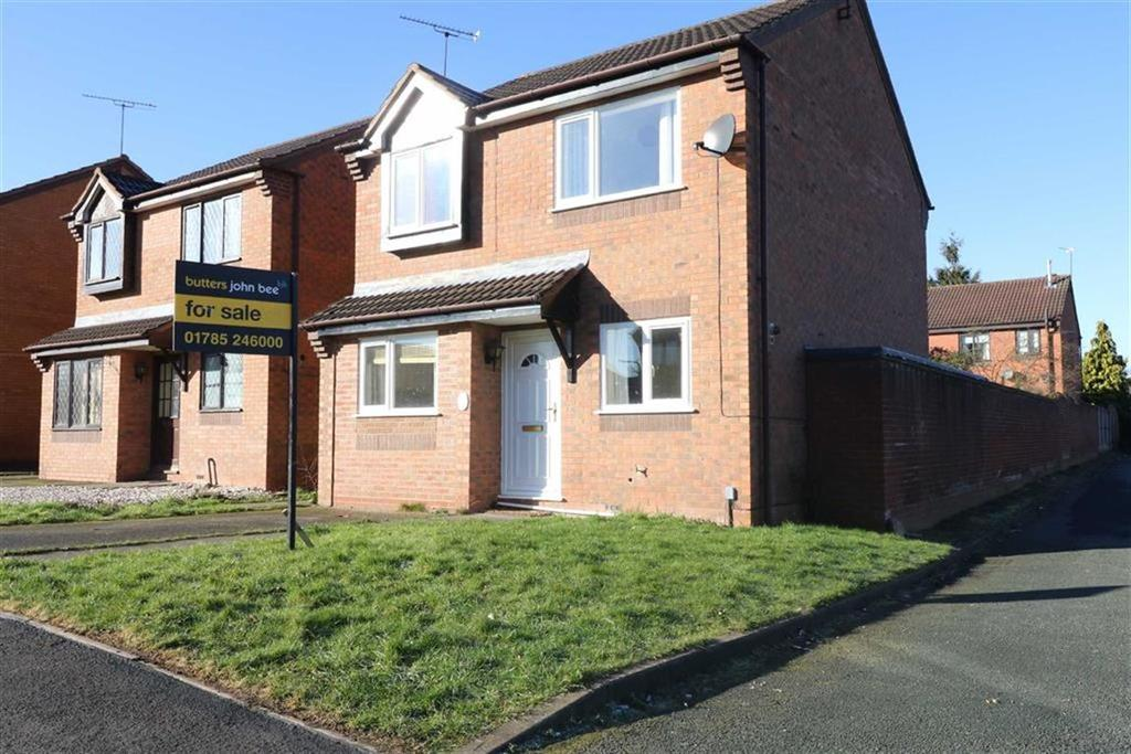 3 Bedrooms Detached House for sale in Helen Sharman Drive, Beaconside, Stafford