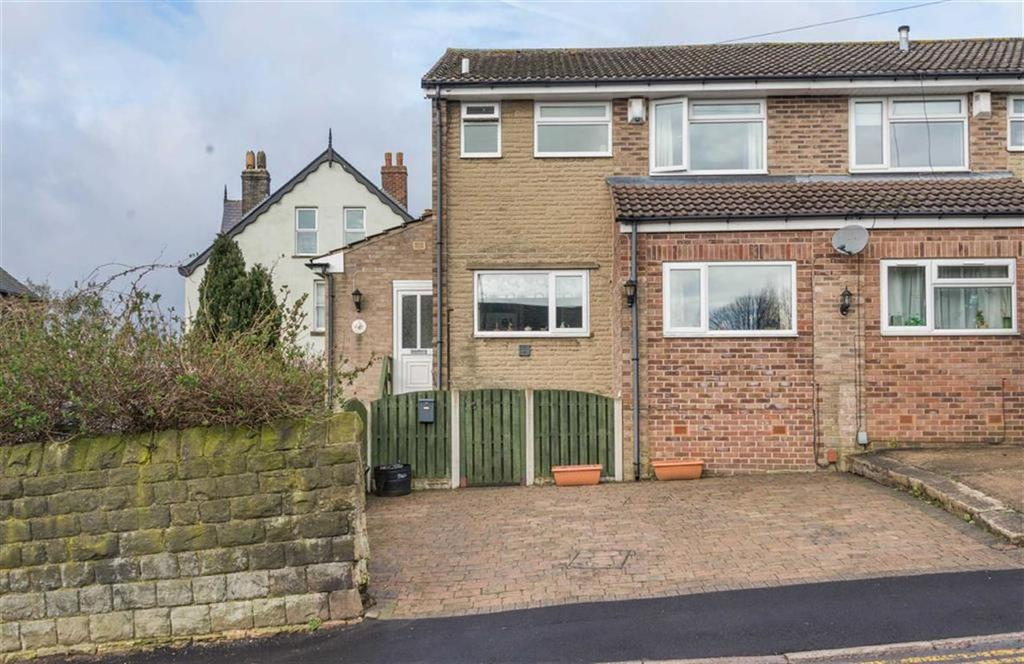 3 Bedrooms Semi Detached House for sale in Hanson Road, Loxley, Sheffield, S6
