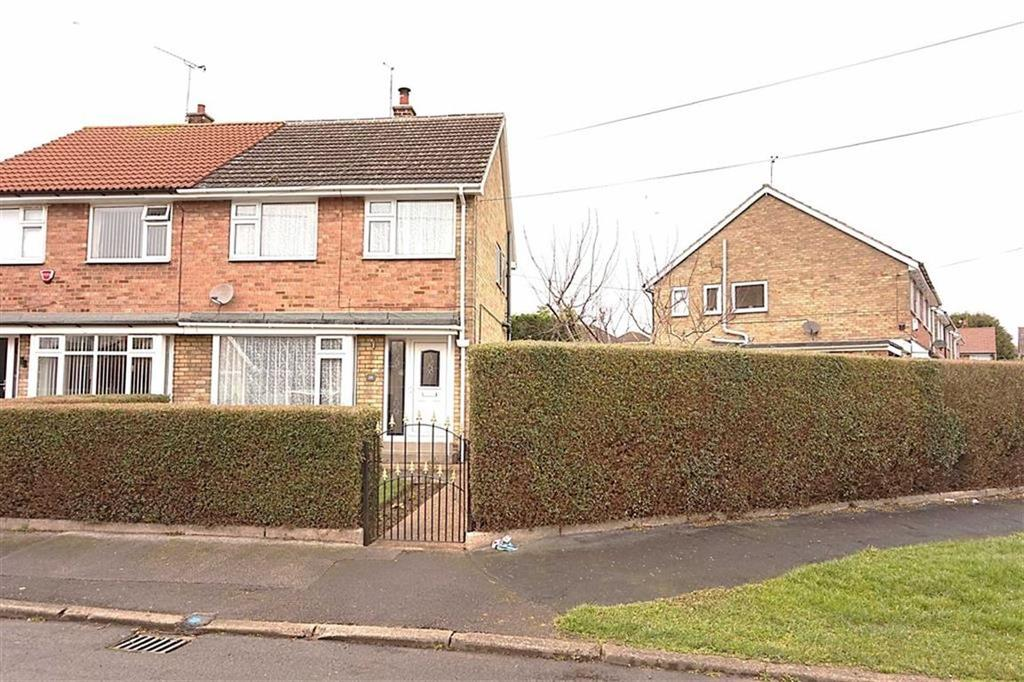 3 Bedrooms Semi Detached House for sale in Barnetby Road, Hessle, Hessle, East Yorkshire, HU13