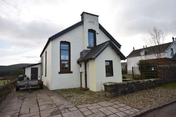 2 Bedrooms Detached House for sale in 49 Gateside Road, Crawfordjohn, Biggar, ML12 6SL
