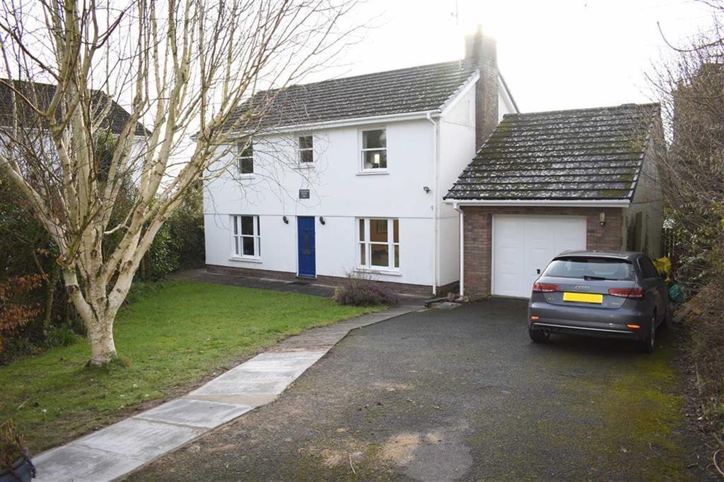 4 Bedrooms Detached House for sale in Applegrove, Reynoldston, Swansea