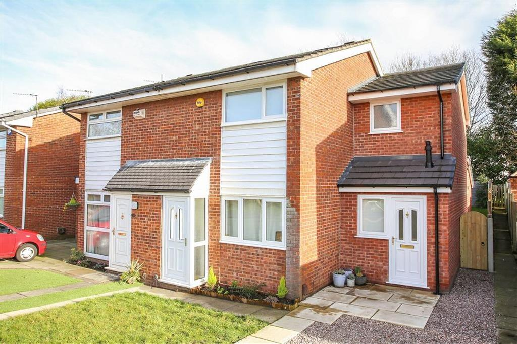 3 Bedrooms Semi Detached House for sale in Harwood Road, Heaton Mersey