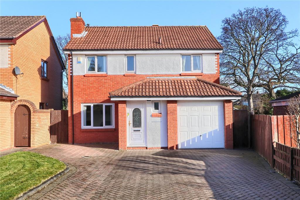 4 Bedrooms Detached House for sale in Weymouth Avenue, Tollesby