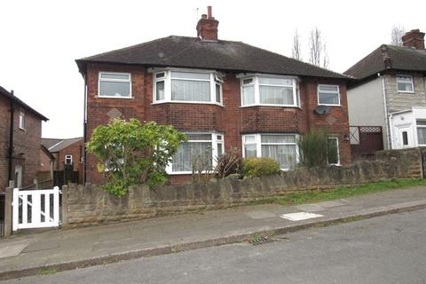 2 bedroom semi-detached house for sale - Salcombe Road, Basford, Nottingham, NG5
