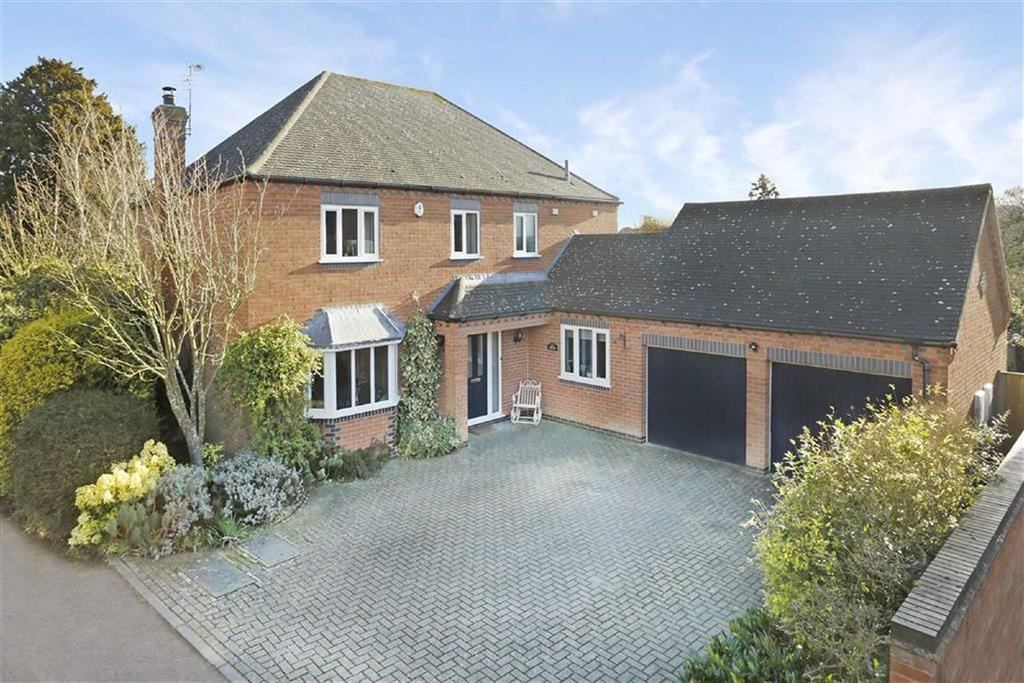 4 Bedrooms Detached House for sale in The Bank, Arnesby, Leicestershire