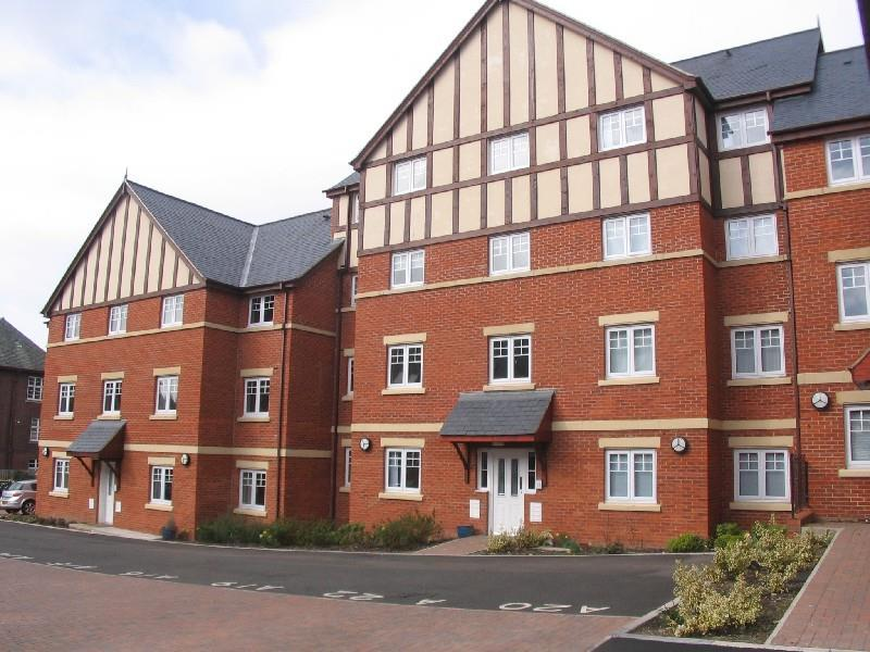 2 Bedrooms Apartment Flat for rent in Durham House Scholars Park, Darlington