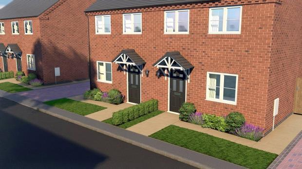 2 Bedrooms House for sale in The Bolton 2, Orchid Meadows, Minsterley