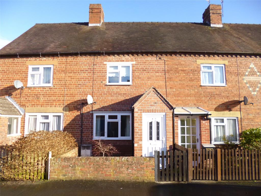 3 Bedrooms Terraced House for sale in Steventon New Road, Ludlow, Shropshire
