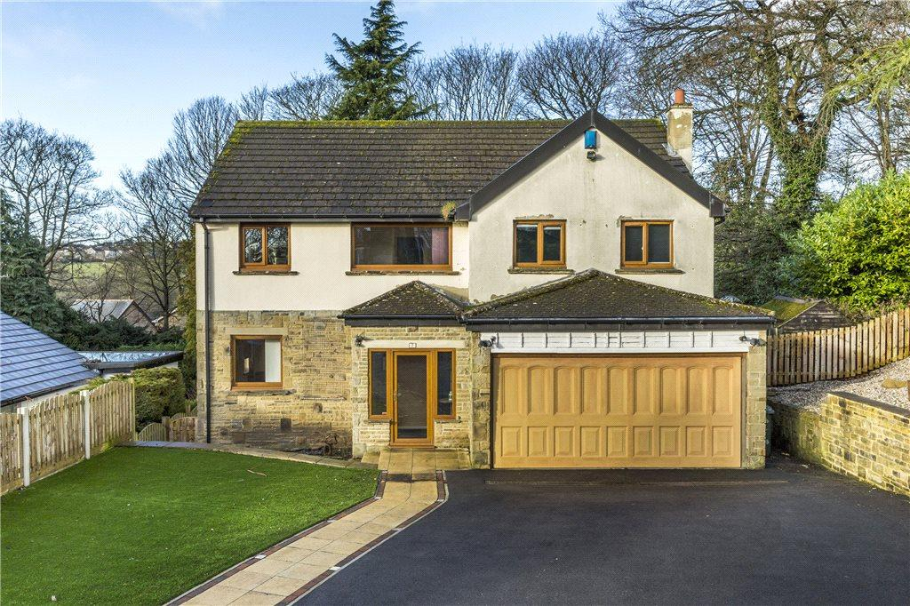 5 Bedrooms Detached House for sale in Dene Hill, Bradford, West Yorkshire