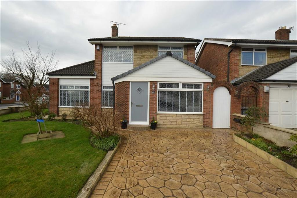 3 Bedrooms Semi Detached House for sale in Dunster Drive, FLIXTON, Manchester
