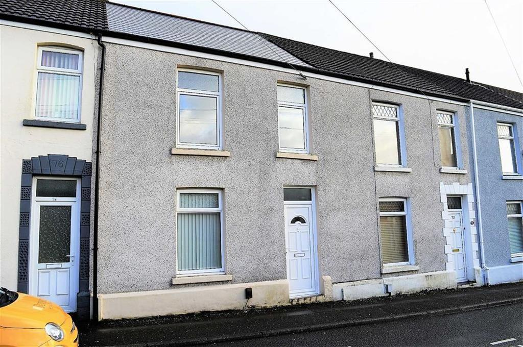 2 Bedrooms Terraced House for sale in Caebricks Road, Swansea, SA5