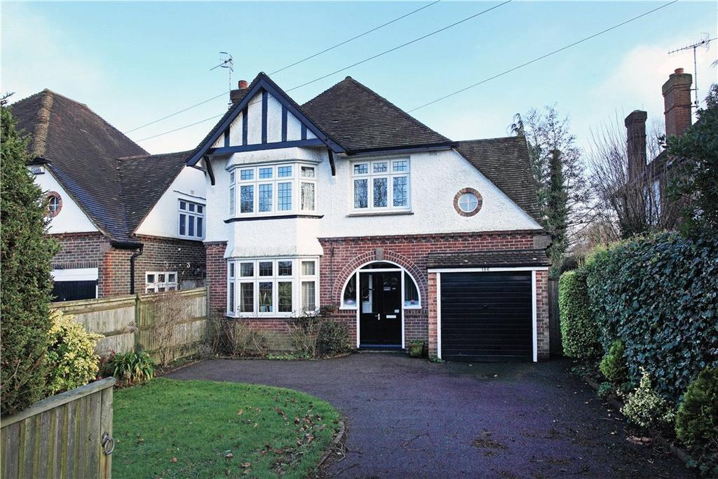 4 Bedrooms Detached House for sale in St Johns Road, Tunbridge Wells, Kent, TN4