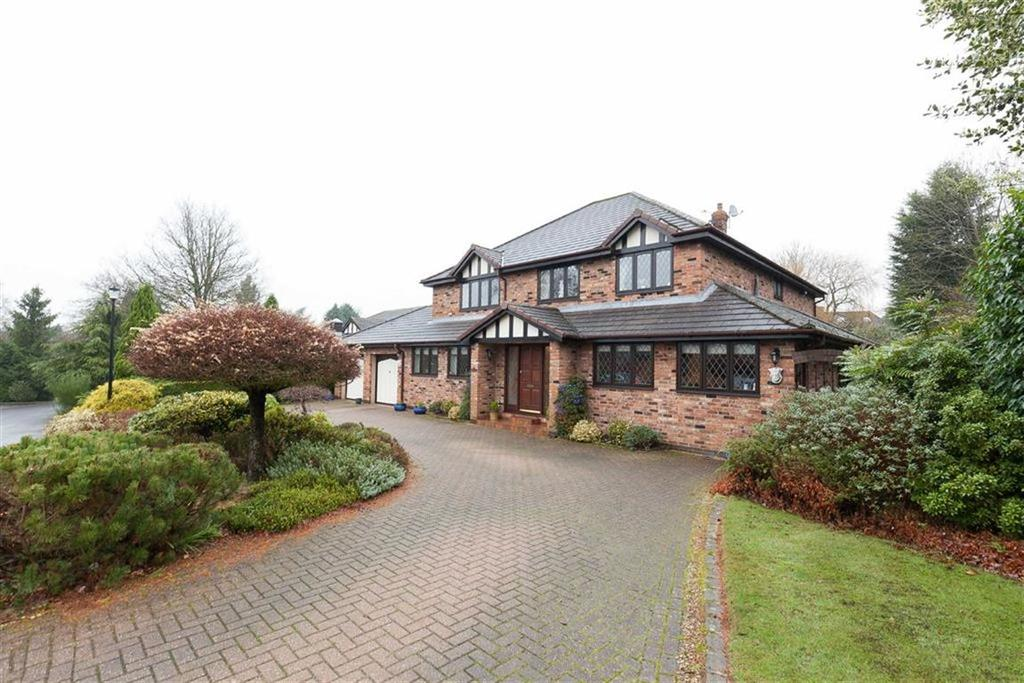 4 Bedrooms Detached House for sale in Sherbrook Rise, Wilmslow