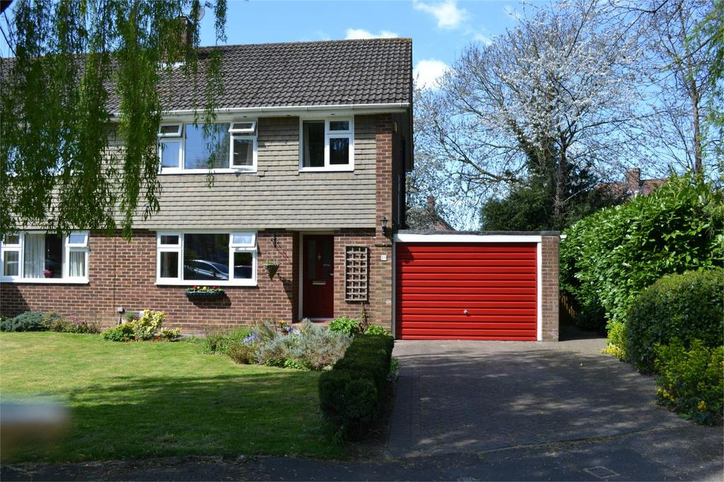 3 Bedrooms Semi Detached House for sale in Springfield Park, Twyford, Berkshire, RG10