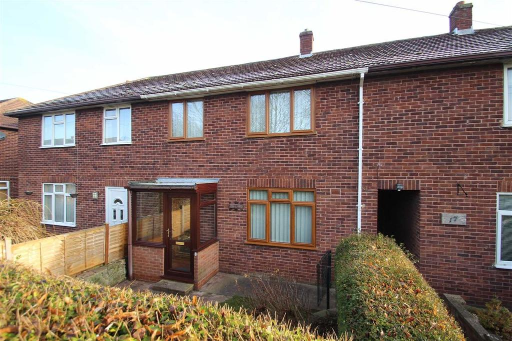 3 Bedrooms Terraced House for sale in Tennyson Close, Hereford