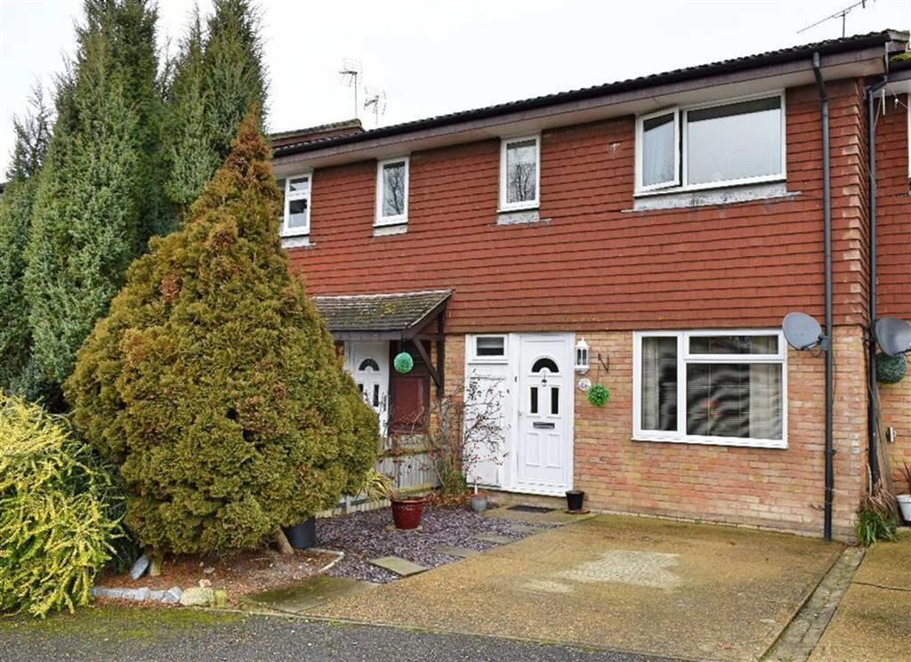 3 Bedrooms Terraced House for sale in Norman Close, Kemsing, TN15