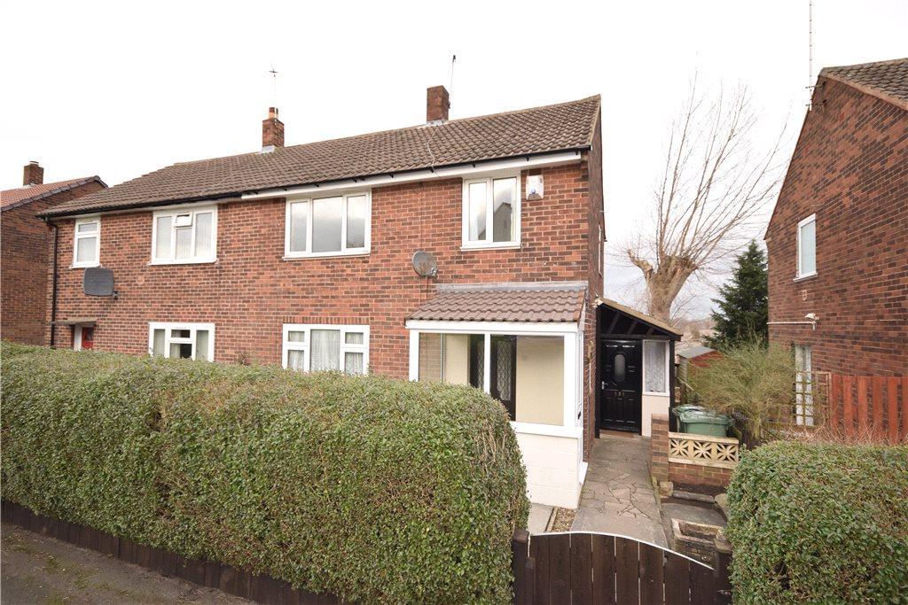 3 Bedrooms Semi Detached House for sale in Swinnow Lane, Leeds, West Yorkshire