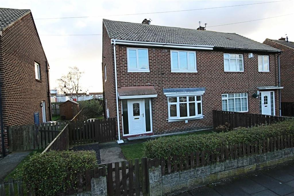 3 Bedrooms Semi Detached House for sale in Linkway, Hedworth, Tyne Wear