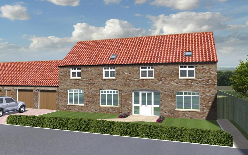 4 Bedrooms House for sale in The Warwick, plot 12, Pecketts Yard, Sheriff Hutton, York
