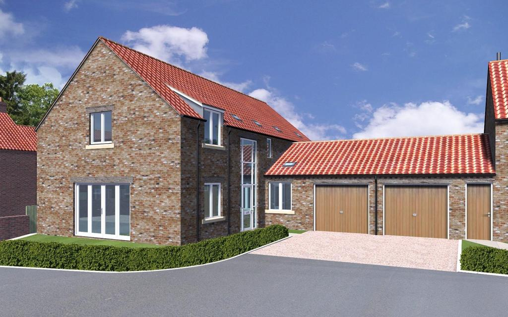 4 Bedrooms House for sale in The Lindley, Plot 9, Pecketts Yard, Sheriff Hutton, York