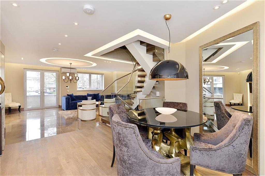 4 Bedrooms Town House for sale in Porchester Place, Hyde Park, London, W2