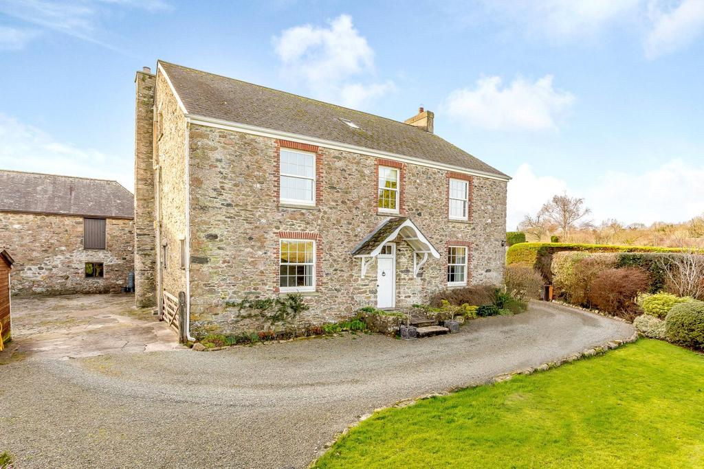 7 Bedrooms Detached House for sale in Palstone Lane, South Brent, Devon