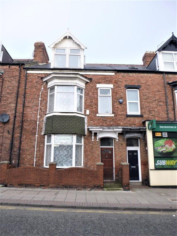 7 Bedrooms Terraced House for sale in CHESTER ROAD, OFF CHESTER RD, SUNDERLAND SOUTH