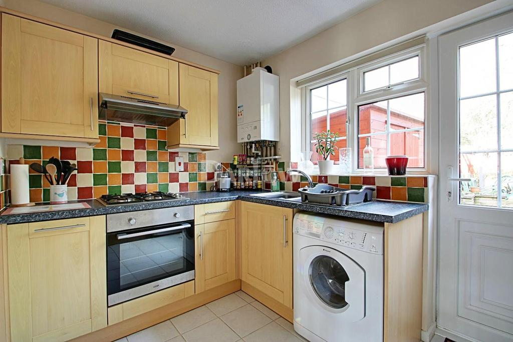 2 Bedrooms Terraced House for sale in Digby Close, Cardiff