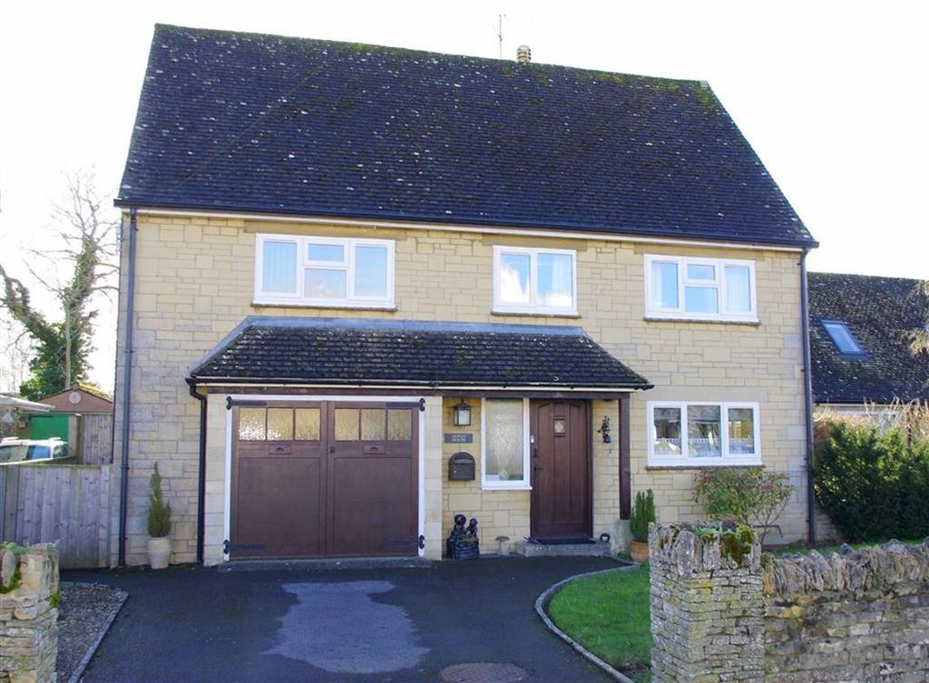 3 Bedrooms Detached House for sale in Rye Close, Bourton On The Water, Gloucestershire