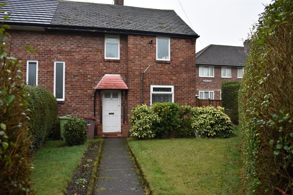 2 Bedrooms End Of Terrace House for sale in Alice Street, St. Helens