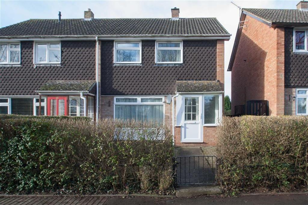 3 Bedrooms Semi Detached House for sale in Hurdman Walk, Hereford