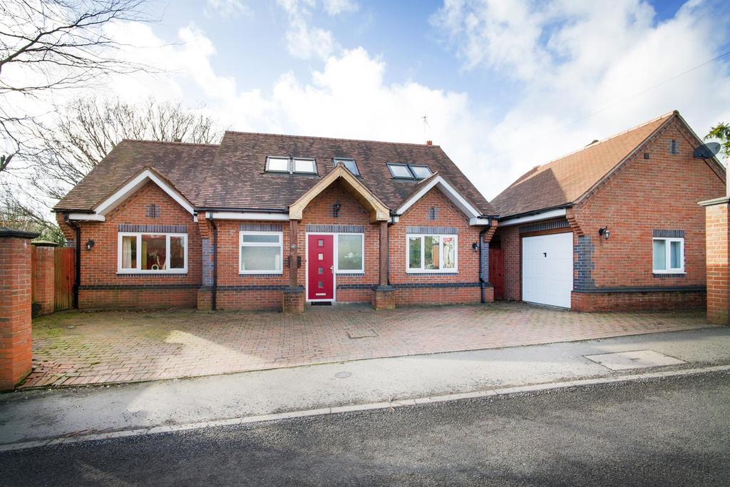 5 Bedrooms Detached House for sale in Alcester Road, Lickey End, Bromsgrove