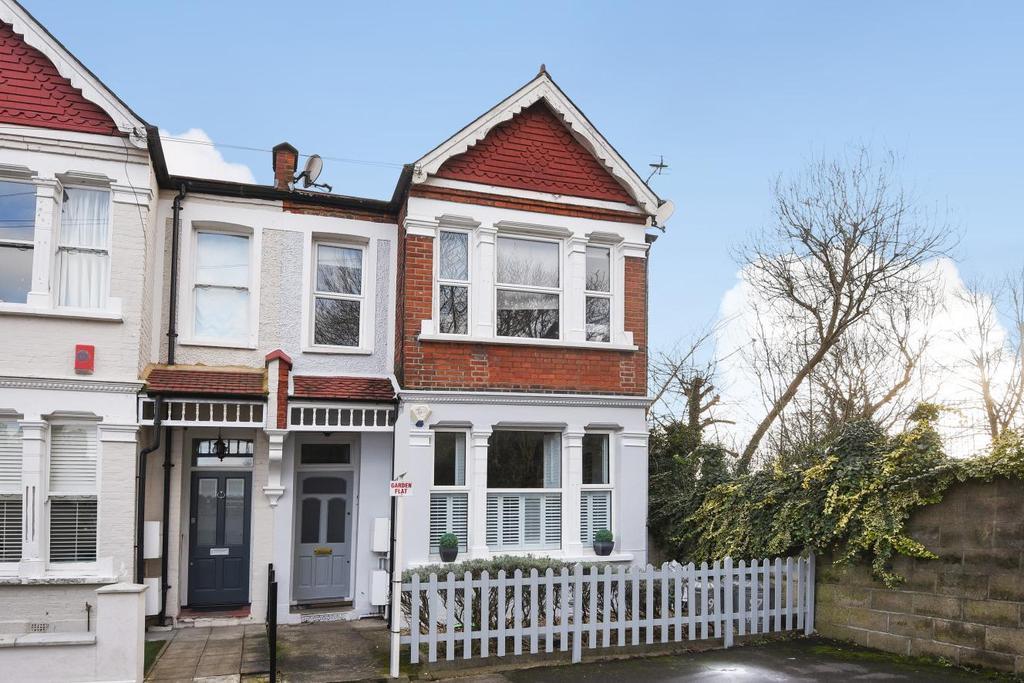 2 Bedrooms Maisonette Flat for sale in Gartmoor Gardens, Southfields