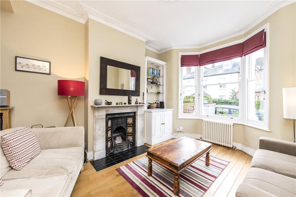 4 Bedrooms Terraced House for sale in Brocklebank Road, London, SW18