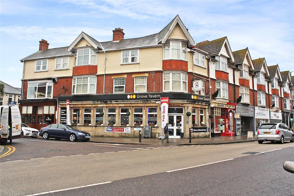 1 Bedroom Flat for rent in Grove Rooms, 27 Southbourne Grove, Southbourne, Bournemouth, BH6