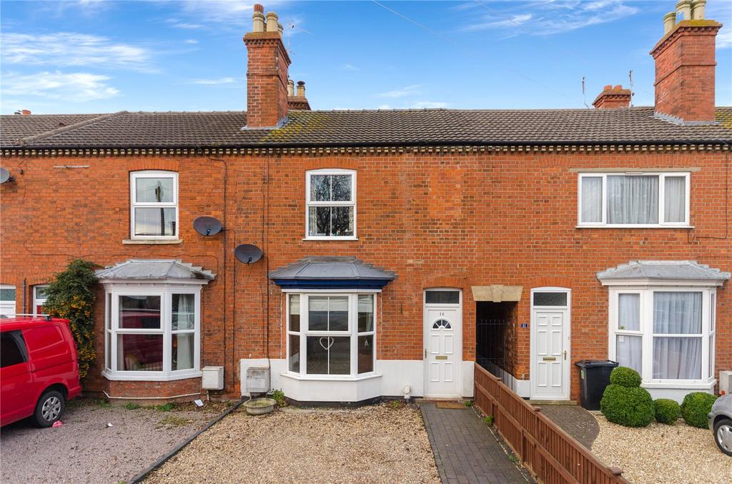 3 Bedrooms Terraced House for sale in Millfield Terrace, Sleaford, Lincolnshire, NG34