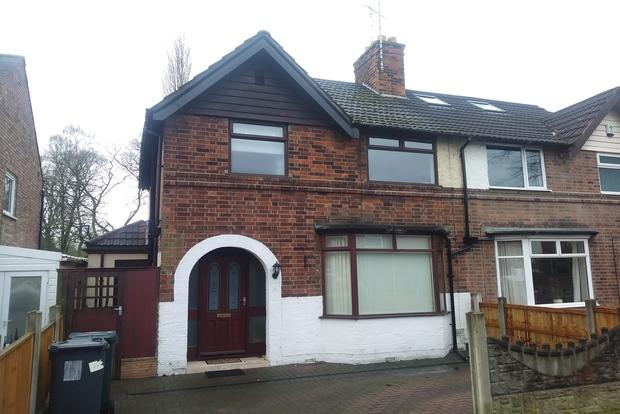 4 Bedrooms Semi Detached House for sale in George Street, Arnold, Nottingham, NG5