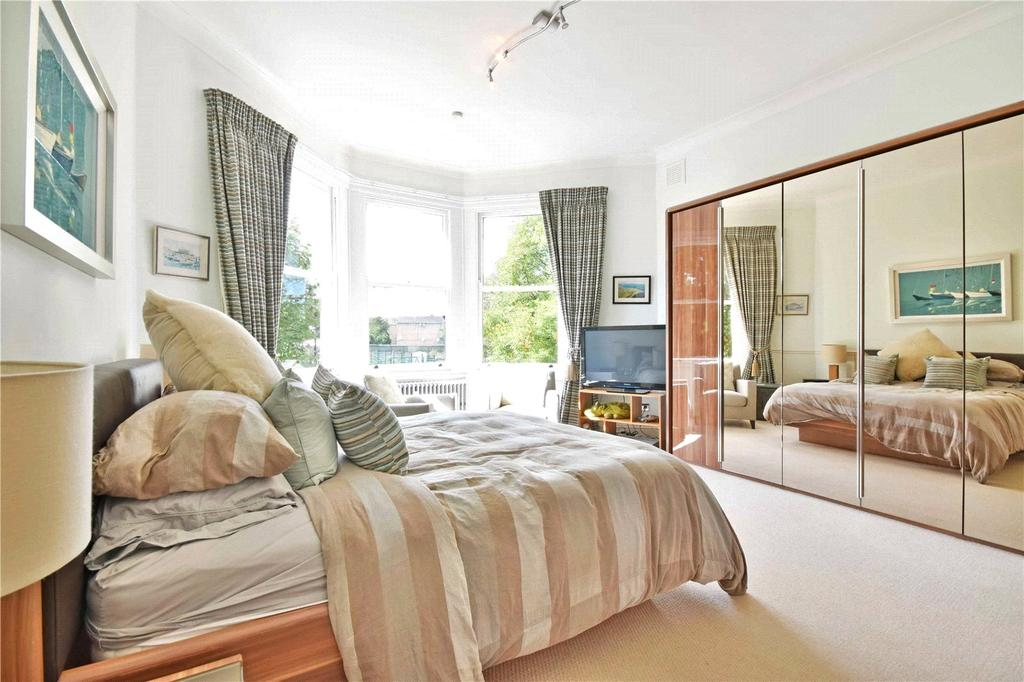 3 Bedrooms Apartment Flat for sale in Tarranbrae Annexe, 2 Mapesbury Road, NW6