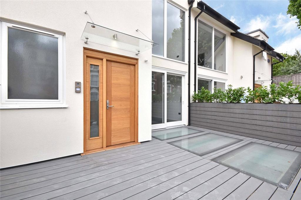 4 Bedrooms House for sale in Westbere Road, West Hampstead Borders, NW2