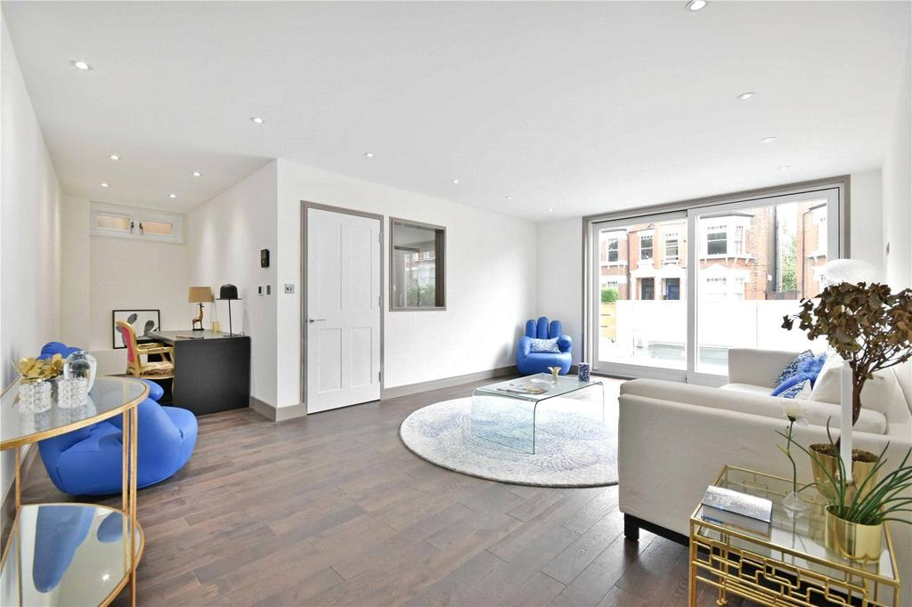 3 Bedrooms House for sale in Westbere Road, West Hampstead Borders, NW2