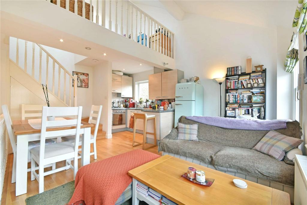 1 Bedroom Apartment Flat for sale in Mill Lane, West Hampstead, NW6
