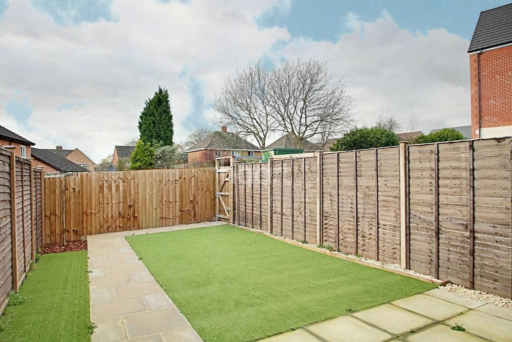 3 Bedrooms Terraced House for sale in Martineau Drive, Harborne