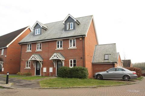 3 bedroom semi-detached house for sale - Ducketts Mead, Shinfield