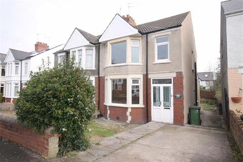 3 bedroom semi-detached house to rent - Everswell Road, Fairwater, Cardiff