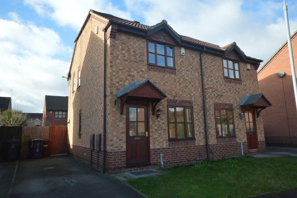 2 Bedrooms Semi Detached House for rent in Revena Close, Colwick